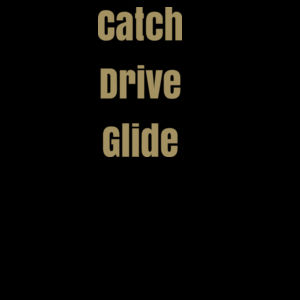 Catch, Drive, Glide Design